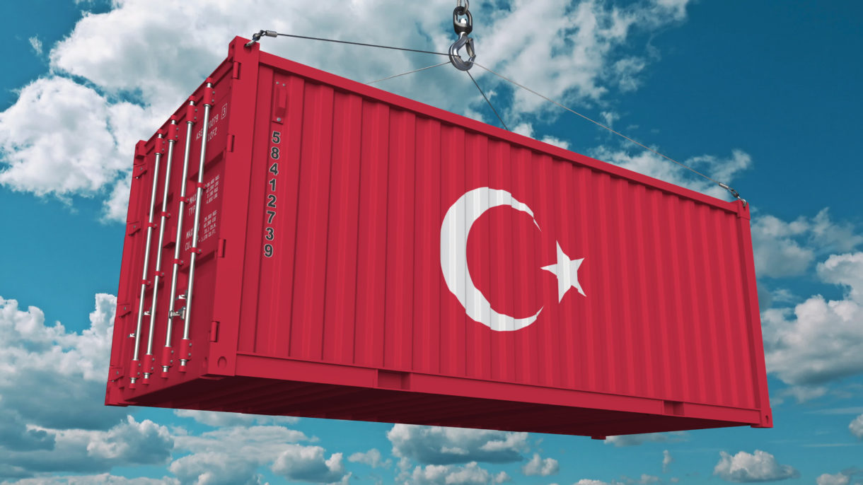 export journey of turkey in 2019